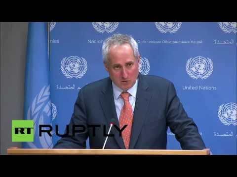 USA: UN to investigate sexual abuse by peacekeeper in Central African Republic