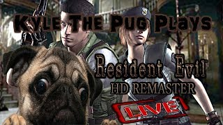 RESIDENT EVIL HD REMASTERED W/CHRIS REDFIELD! (ROAD TO 7K)
