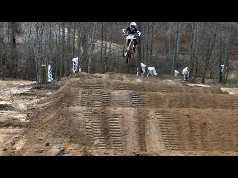 How to save casing  a motocross double jump.