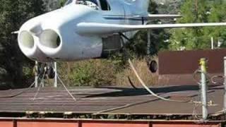 dupont aerospace dp 1c first hover run 2