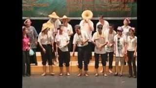 荷聲合唱團 :農村酒歌