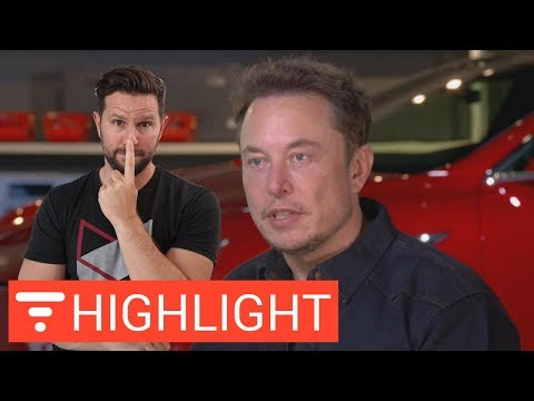 What Elon Said That Pissed Off Wall St on Q1 Earnings Call [highlight]