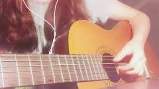Cần một vòng tay Thuỷ Tiên guitar cover
