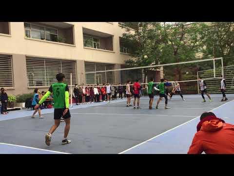 bán kết sec 2 ĐHBKHN vs ĐHTL giải thăng long open 2017