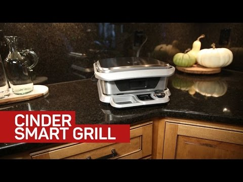 We have beef with the $500 Cinder Precision Grill