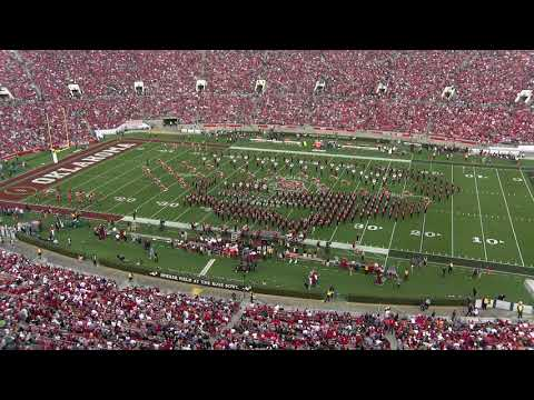 2018 Rose Bowl halftime