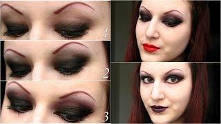 Gothic makeup pre začiatočníkov / Gothic Makeup For Beginners