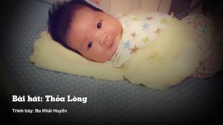 THỎA LÒNG - Giang Nguyễn