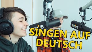 Bars and Melody singen Mero, Shirin David & Capital Bra - Deutschrap ⚡ JAM FM