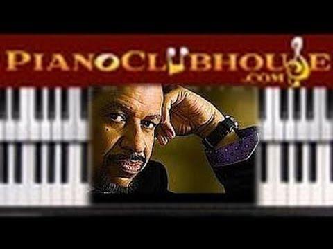"♫ How to play ""HEALING"" (Richard Smallwood) - gospel piano tutorial ♫"