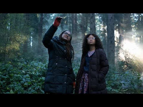 EXCLUSIVE A Wrinkle In Time   with Ava DuVernay and Storm Reid