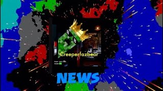 Funny Minecraft animation| the fruit cake news