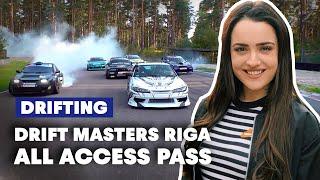 It's Riga Baby! Drift Masters European Championship All Access w/ Queen B