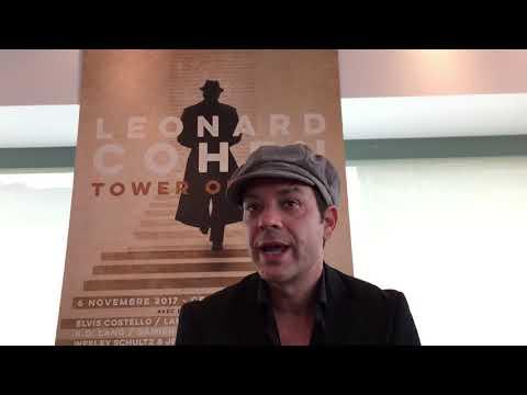 Adam Cohen on Leonard Cohen