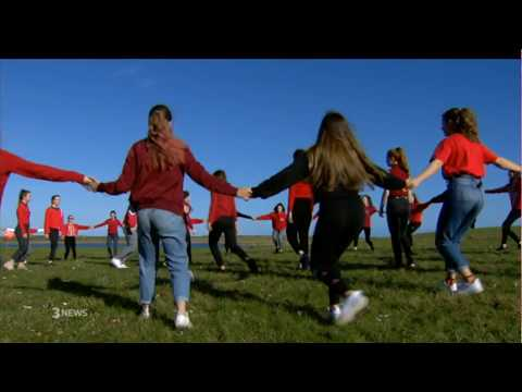TV3 Citizens' Assembly and Dance for Climate Action Nov 6 2017 - Stop Climate Chaos