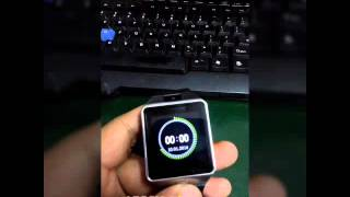 DZ09 Smartwatch Firmware