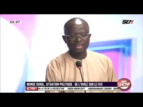 Échanges politiciens entre Yakham Mbaye et Moustapha Ciss�