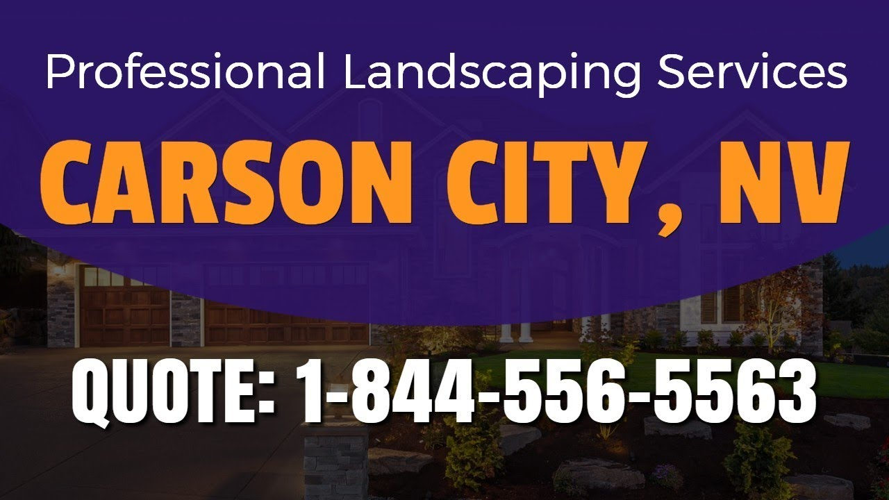 Landscaping Carson City NV - 1-844-556-5563 How To Landscaping Companies Carson  City Tutorial - Landscaping Carson City NV - 1-844-556-5563 How To Landscaping