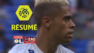 Olympique Lyonnais - EA Guingamp (2-1)  - Résumé - (OL - EAG) / 2017-18
