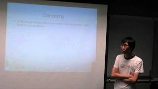 Web Design DeCal Class Fa10 Lecture 11: PHP and MySQL - Part 3 of 3 Mp3