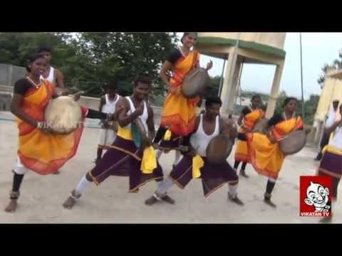 Real Heroes of Tamilnadu  Manimaran