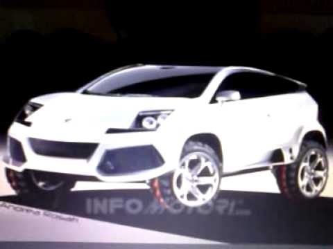 Look At This Lamborghini Suv Truck New Youtube