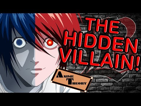 Anime Theory: Death Note's Forgotten Villain! (Death Note Theory)