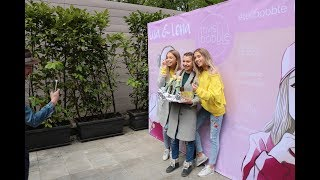 Lisa and Lena Meet and Greet / Leli-Torte