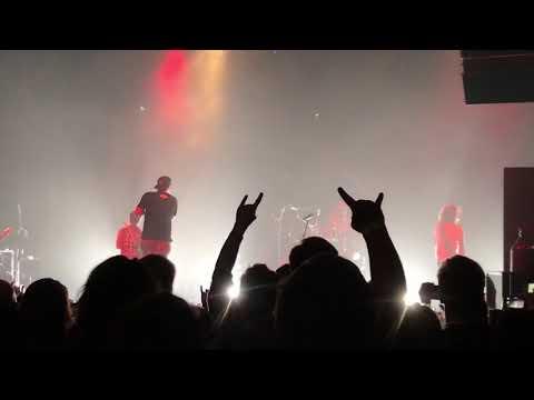 Asking Alexandria Live (Full Set) 1/2 The Resurrection Tour San Francisco, CA 3/1/2018