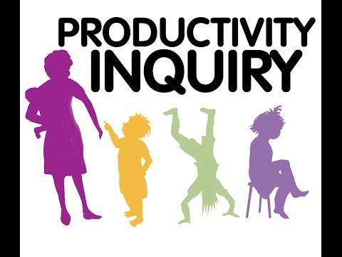 CCCC - Productivity Inquiry