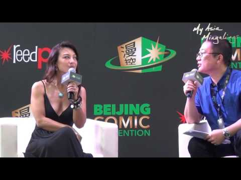 【饭拍&x30112016;BJCC Day2 MingNa Wen Panel Part1