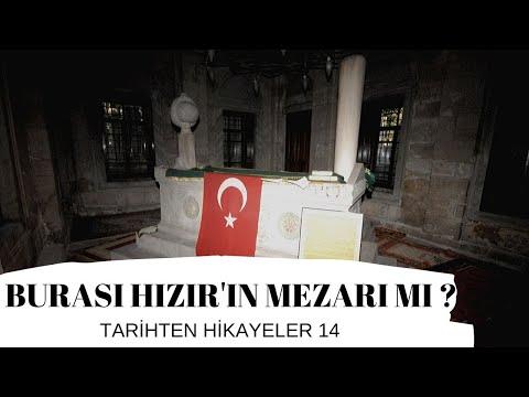 Burası Hızır'ın Mezarı