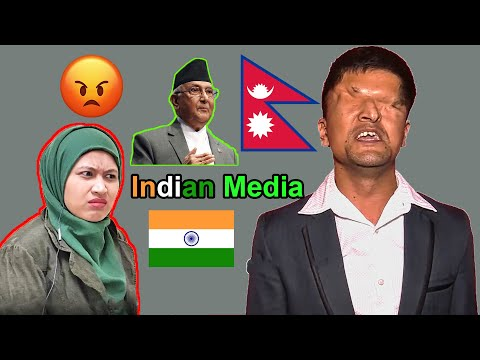 Ramesh Prasai Challenge Indian Media About Kalapani   Malaysian Girl Reactions