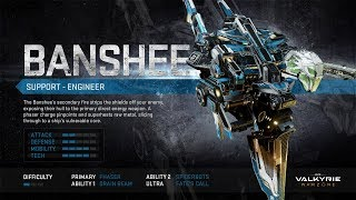 EVE: Valkyrie - Warzone Support Class Ship Tutorial