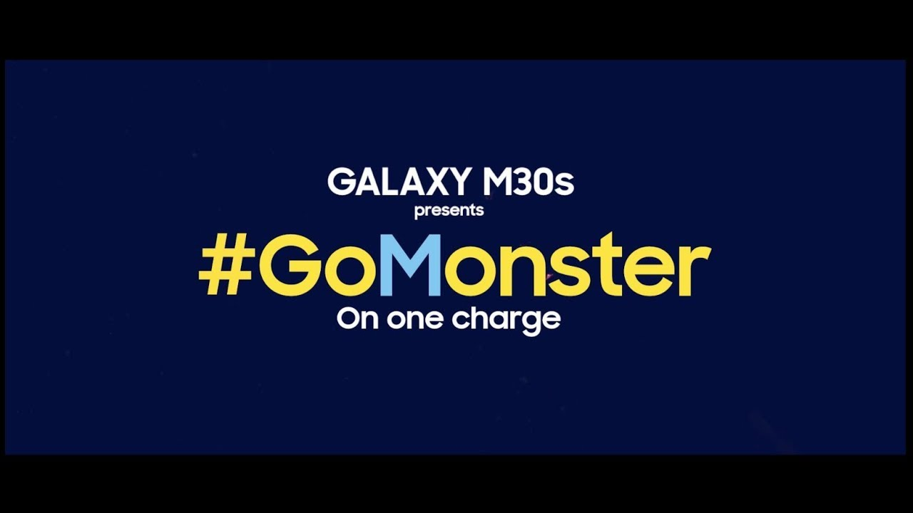 Samsung to #GoMonster: Throws an open challenge to celebs to