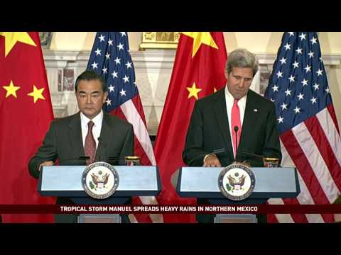 China Foreign Minister Visits the U.S