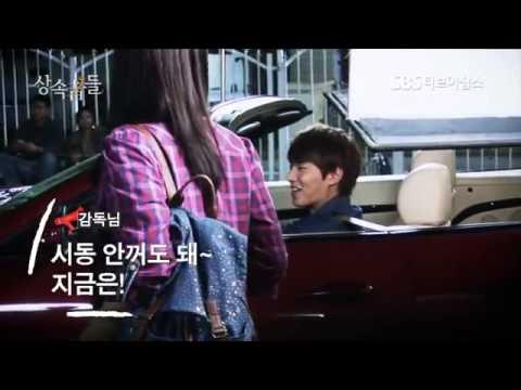 Lee Min Ho khoe kỹ năng lái xe - Tving.vn