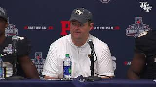 At the Mic: AAC Championship Postgame