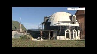 «Живут такие люди»: Вадим Ефремов, строитель круглых домов