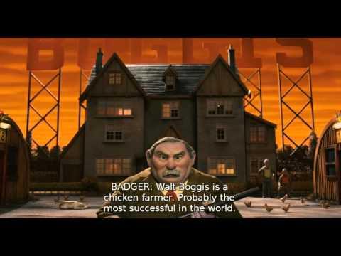 Boggis Bunce and Bean Fantastic Mr Fox streaming vf