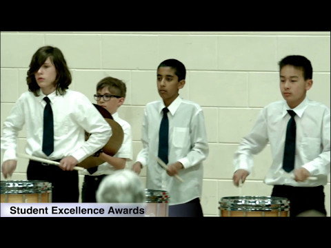 Student Excellence Award Ceremony (2017) - Live Stream