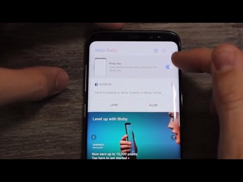 [Samsung Official Method] How-To Disable The Bixby Button (For Galaxy S8, S8+, and Note 8)