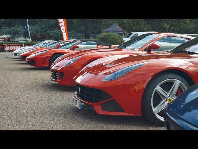 Cars & Coffee Centre - 7 OCTOBRE 2018 (Teaser)
