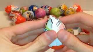 Peppa Pig toys New Episodes Kinder Surprise eggs! Disney princesses Frozen Elsa