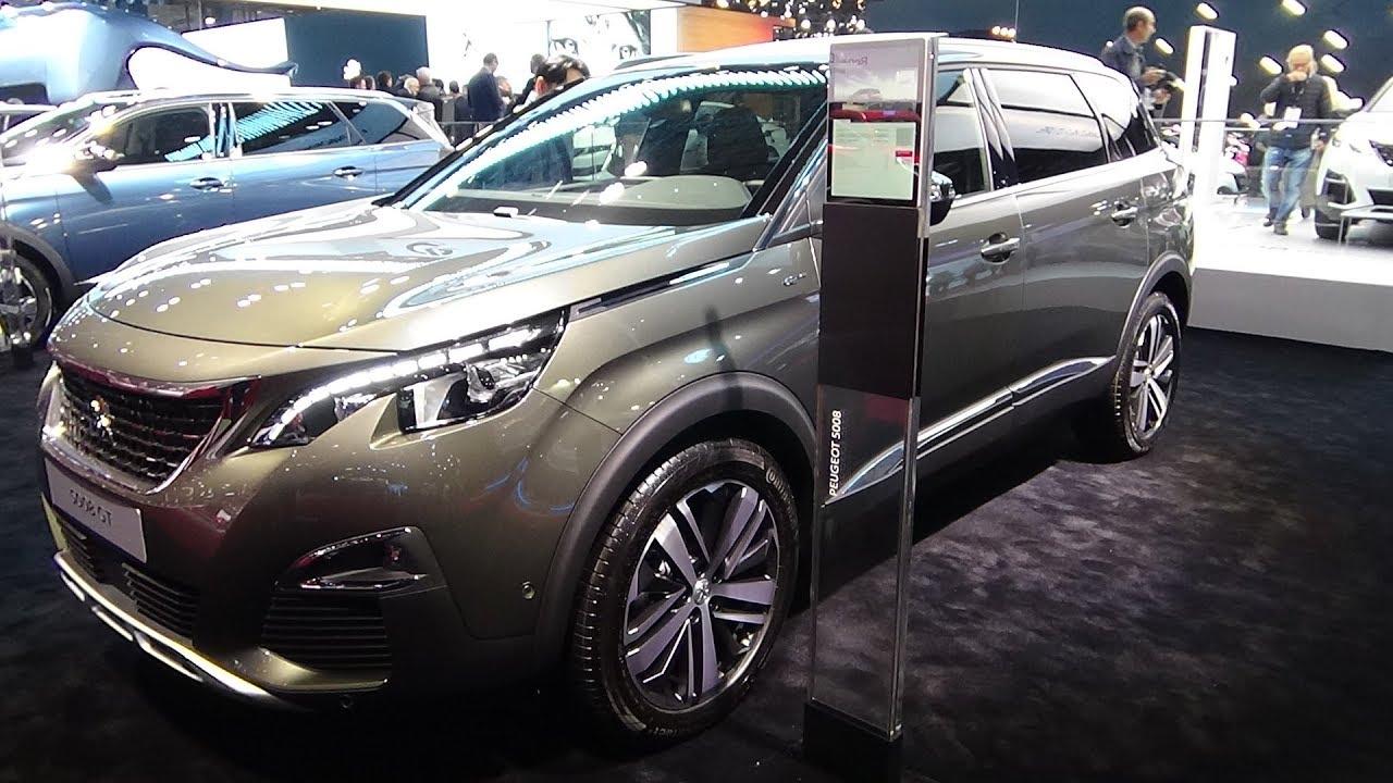 2019 peugeot 5008 gt exterior and interior auto