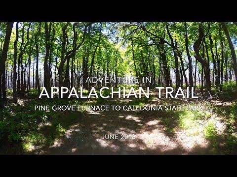 Pine Grove Furnace to Caledonia - Appalachian Trail -