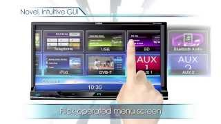 Clarion NX702A : The Ultimate Navigation & Multimedia Station