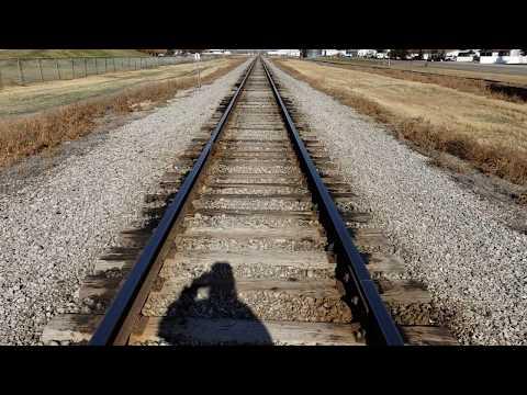 Dubois, Idaho.  Silver Bow/Butte, Montana, tracks ~~~