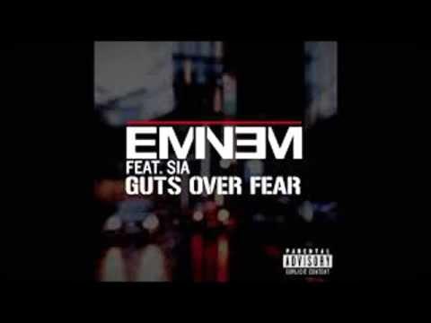 Eminem-Guts over fear ft Sia Instrumental/Karaoke
