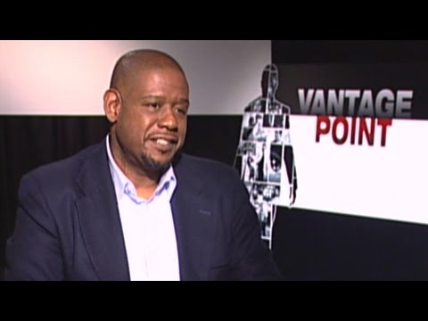 'Vantage Point' Forest Whitaker Interview